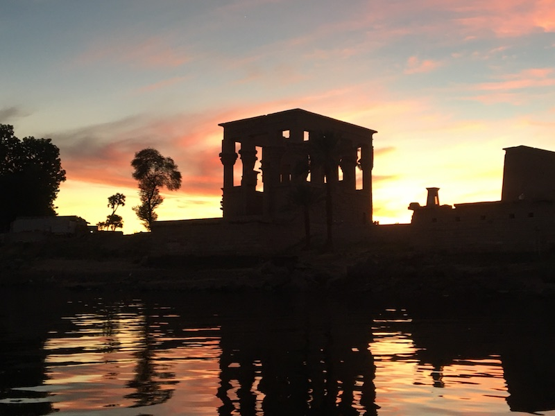 2019 12 20 Egypt Aswan Nile Journeys Isis Temple Philae Island 1