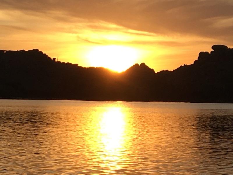 2019 12 20 Egypt Aswan Nile Journeys River Nile Sunset 2