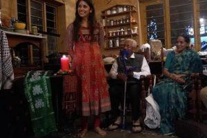2020 01 19 Bangalore Home for Humanity Performance at Tasqeen Rama Saroja Mani