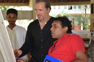 19 02 2020 Sri Lanka Sarvodaya Audience Alexander HR Director