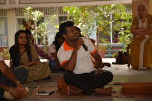 19 02 2020 Sri Lanka Sarvodaya Audience with neetha Ariyaratne