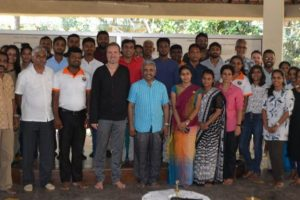 Transformative Education and Society Building: Integral Keynote at Sarvodaya's Headquarters, Sri Lanka