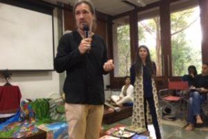 2020 02 Auroville Integral Dialogue Circle 1 Alexander Rama