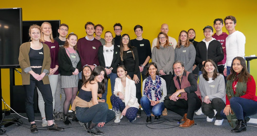 ID Courser 2020 Group Pic Opening Session St Gallen 2020 03 13