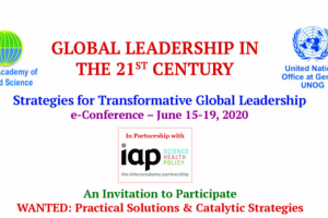 Transformation of Global Education: A UNOG-WAAS Global Panel with the Participation of TRANS4M